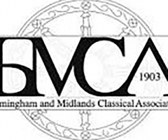 Birmingham University lecture for Sixth Form Classicists