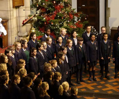 Senior School Carol Service at St George's Church