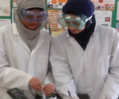 Chemists secure new equipment