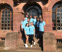Netballers enjoy fantastic weekend of competition