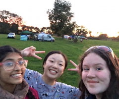 DofE expeditioners enjoy a successful weekend