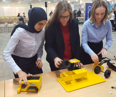 Students excel in Education Engineering Scheme