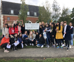 Geographers put field skills into action
