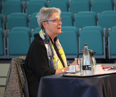 Gisela Stuart takes on tough questions