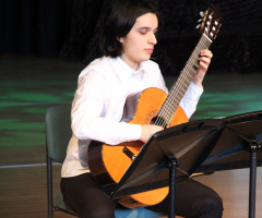Musician of the Year gives guitar recital
