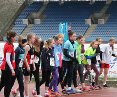 Biathlon success for Jemima