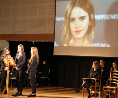 Students launch Inspirational Women project