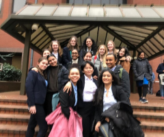 Mock Trial team experience Barrister life