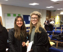 Superb performance at Independent Schools Mock Trial