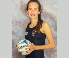 Molly Selected for National Squad