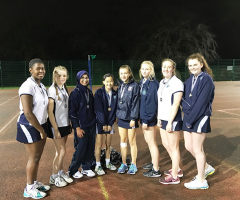 Netball success for Year 10