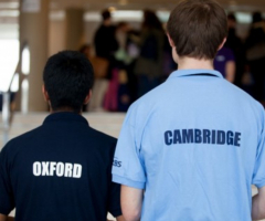 Oxford and Cambridge conference for Year 12