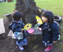 Nursery Girls' Exploration Walk