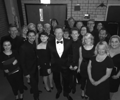 EHS musicians play their part in Russell Watson UK tour