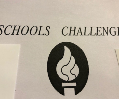 Stepping up to the Schools Challenge