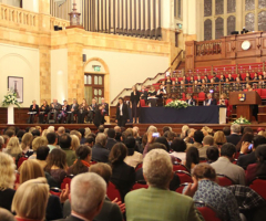 Speech Day Celebrated at University's Great Hall