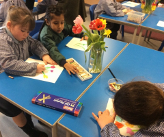 Spring has arrived in Year 2!