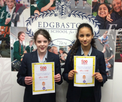 Budding Writers go through to second round