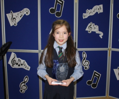 Winner of the Prep Young Musician of the Year is announced!