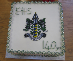 EHS celebrates its 140th birthday!