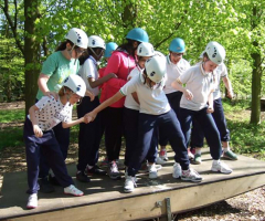Year 5 girls rise to the Cranedale challenge