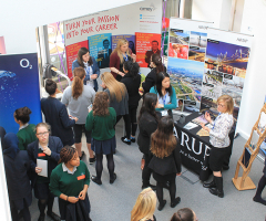 Careers Fair Provides Inspiration