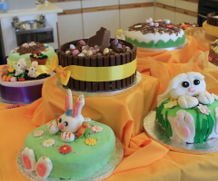 Easter Star Bakers