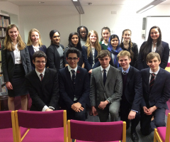 Success Continues for Debating Team