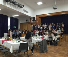 EHS bids farewell to Year 13