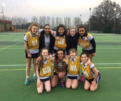Netball Success for Year 7