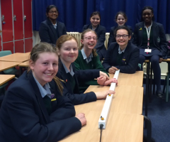 EHS Joins The Schools Challenge Quiz