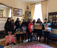 Delivering festive cheer for BCM Toy Link