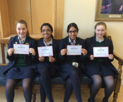 Mathematicians take the UKMT Challenge