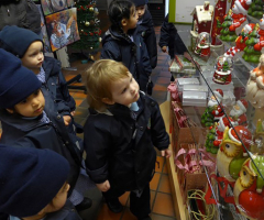 Westbourne make festive preparations