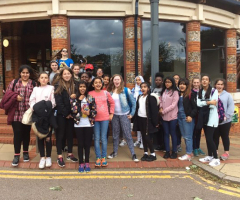 Verulamium visit for Year 8