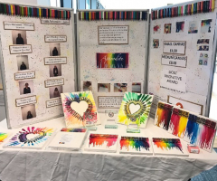 Young Enterprise team impress at Area Finals